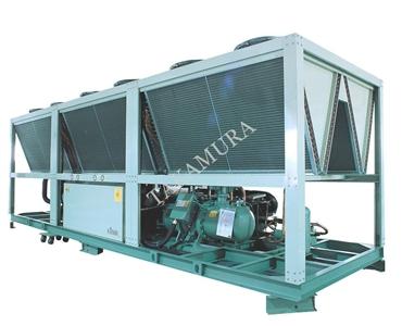 TAC-M-L Air Cooled Screw Type (Heat Pump) Chiller