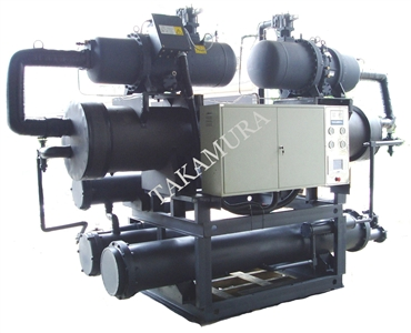 TRC Heat Recovery Water Chiller