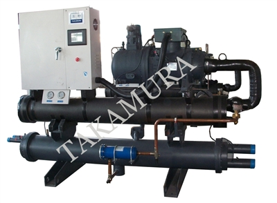 TRC-WS-L Heat Recovery Water Chiller