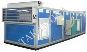 ZKW Series - Modular Type Air Handling Unit