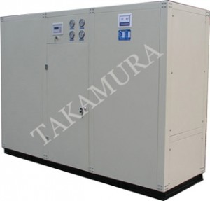 TSC - Modular Water Source Heat Pump Chiller
