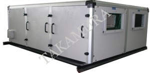 TXH - Heat Recovery Type Fresh Air Exchanger (Horizontal Ceiling Mount Type)