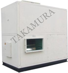 TXH - Heat Recovery Type Fresh Air Exchanger (Floor Mount Type)